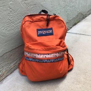 [Jansport] Orange Backpack